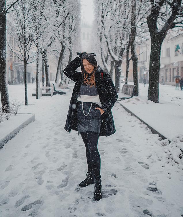 Inga Šmigelskytė stilingai