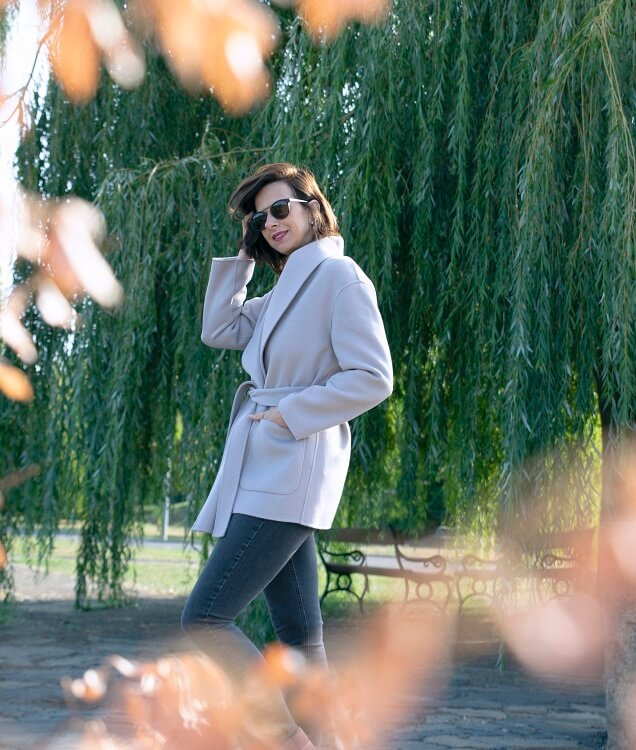 7350effd30f8 Trendové kabáty na jesennú sezónu - Shoelove by Deichmann